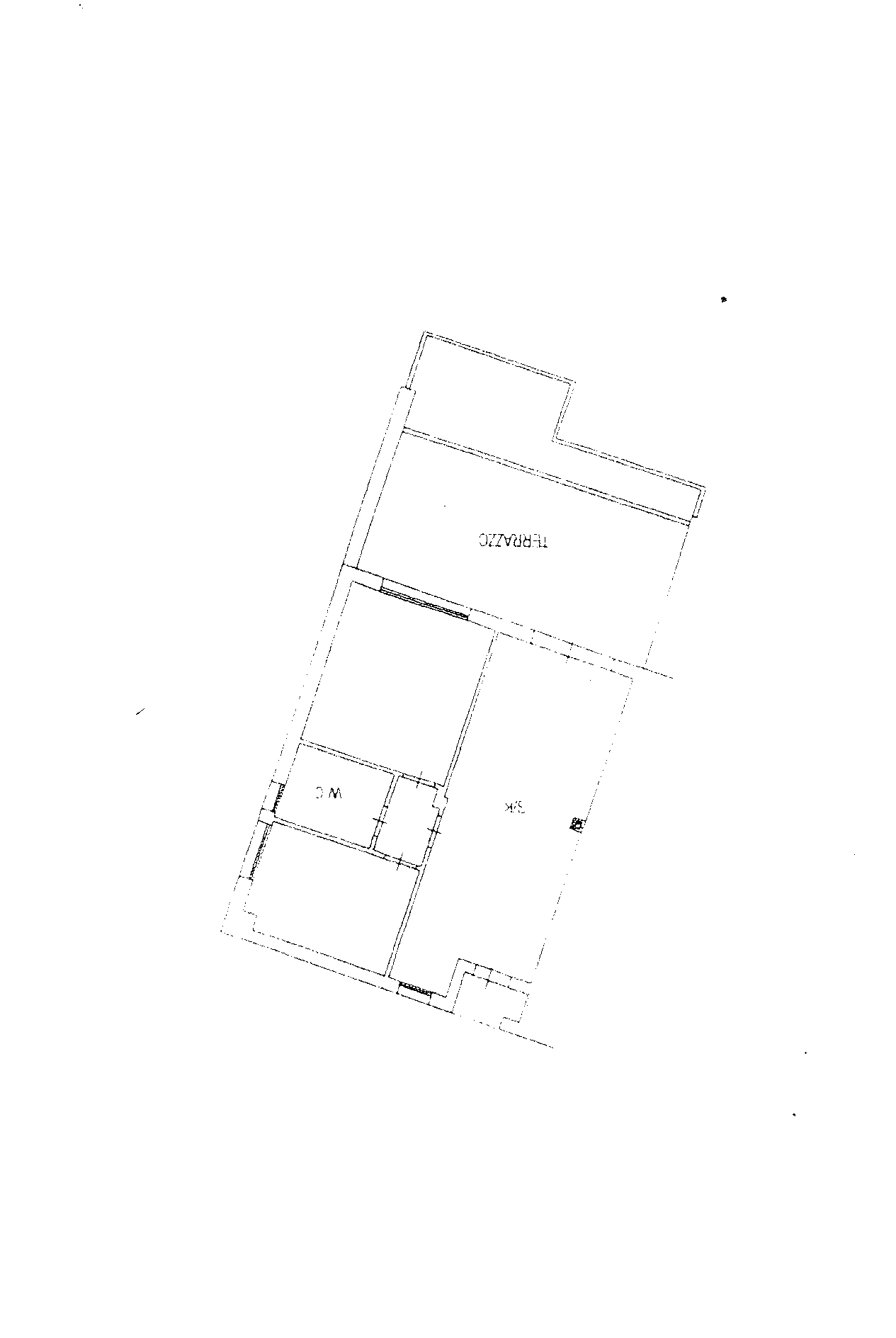 Planimetria 1/1 per rif. 542a