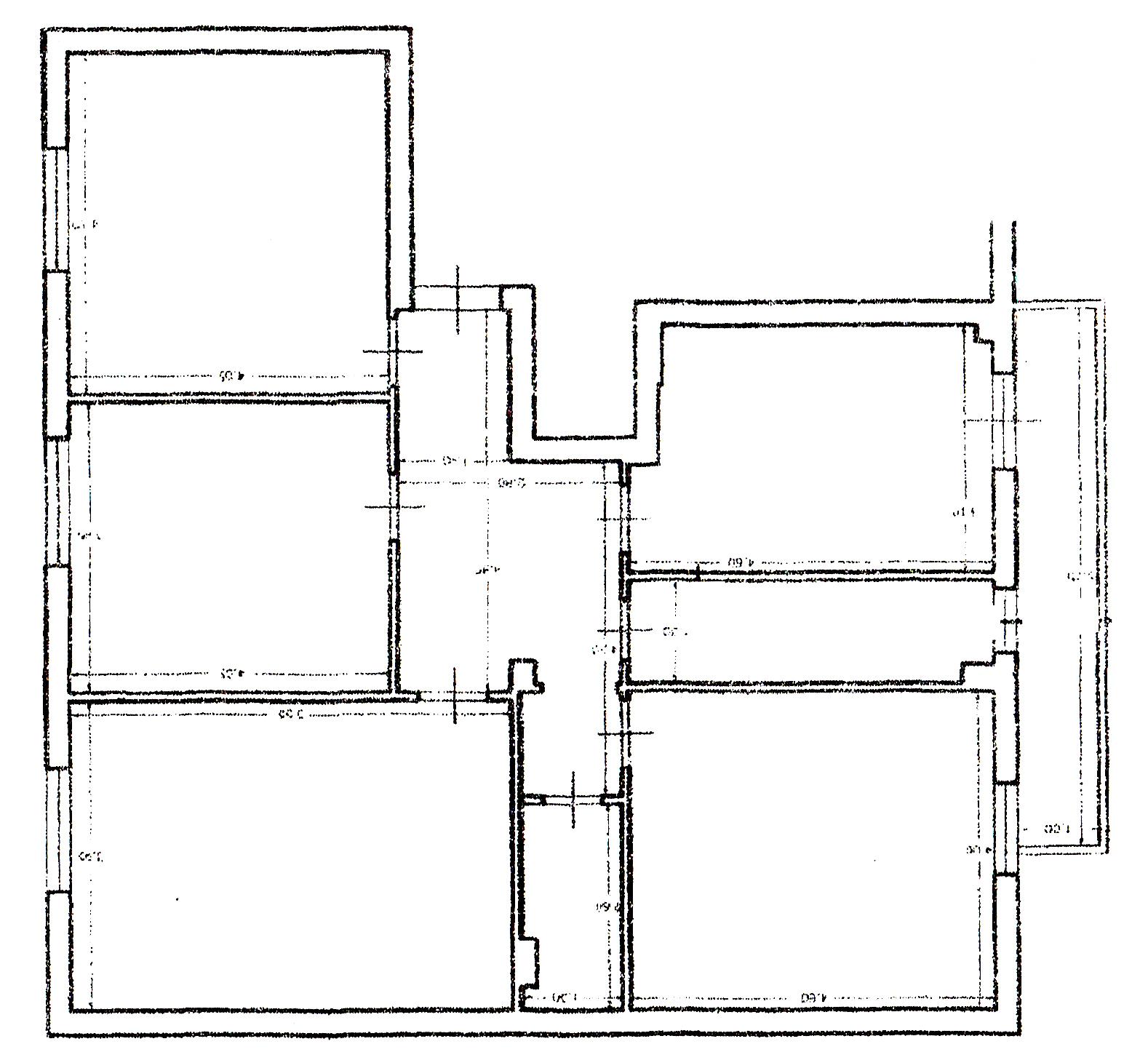 Planimetria 1/1 per rif. 659a