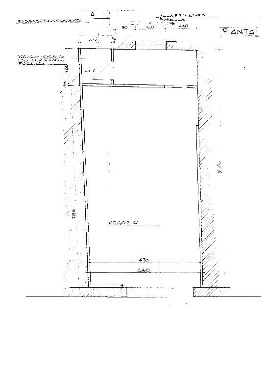 Planimetria 1/1 per rif. 112