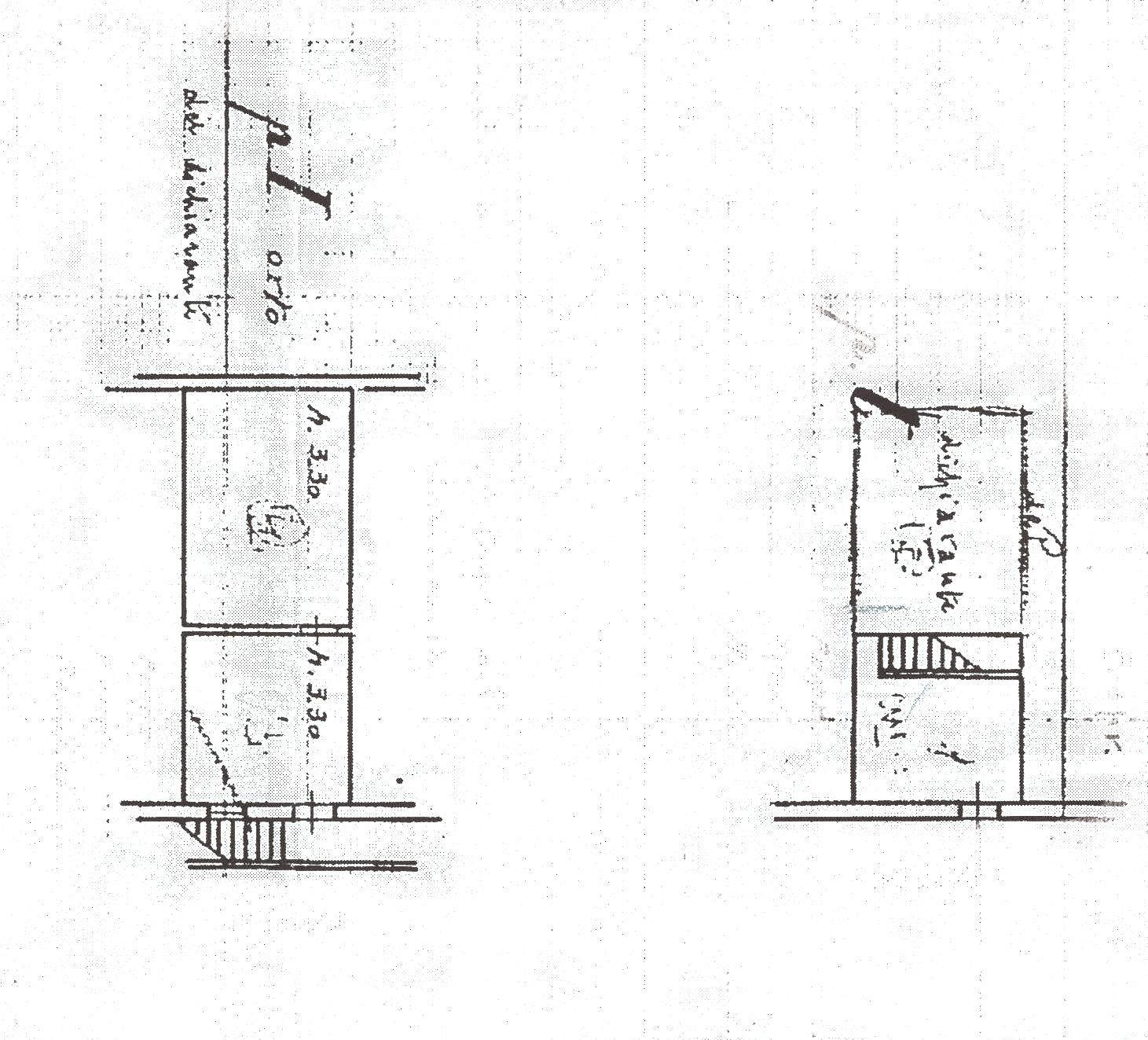 Planimetria 1/1 per rif. 186