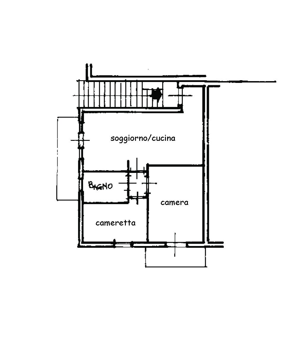 Planimetria 1/1 per rif. 766