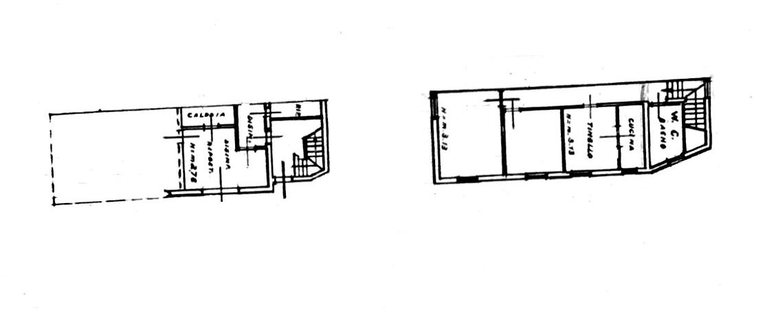 Planimetria 1/1 per rif. 899