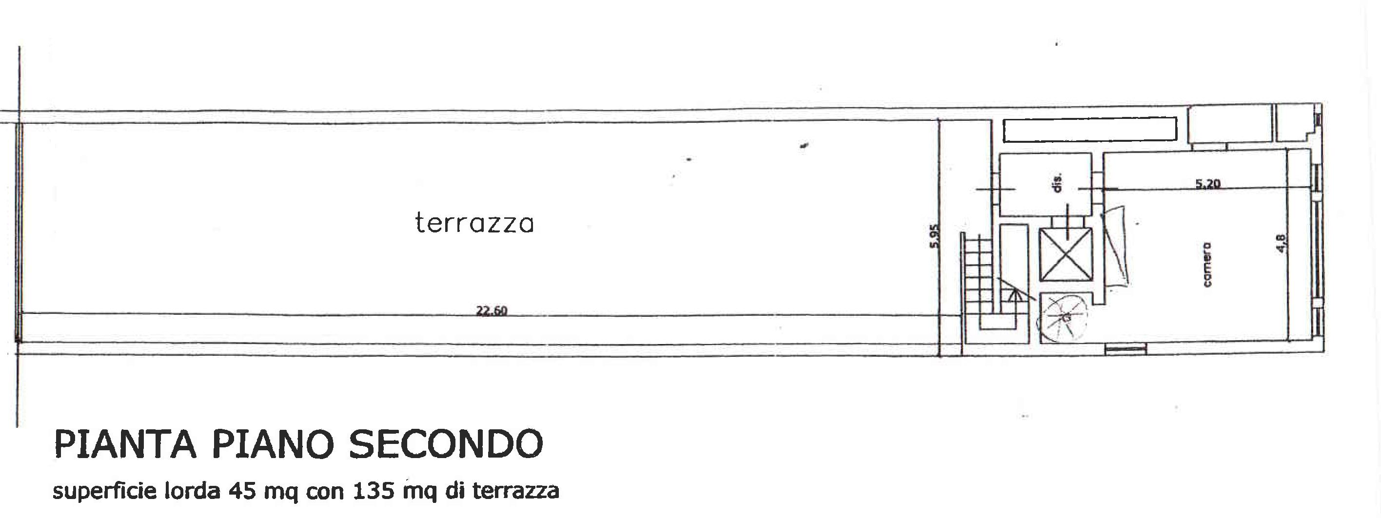 Planimetria 1/1 per rif. 910