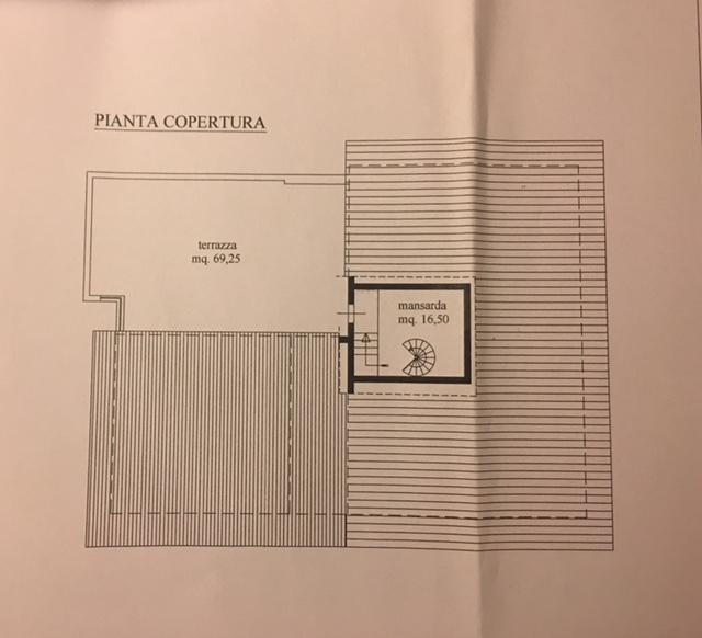 Planimetria 2/2 per rif. 943