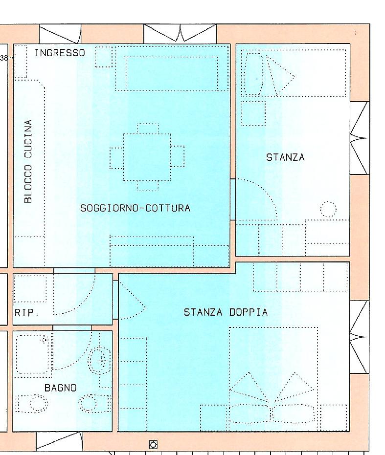 Planimetria 1/1 per rif. 947