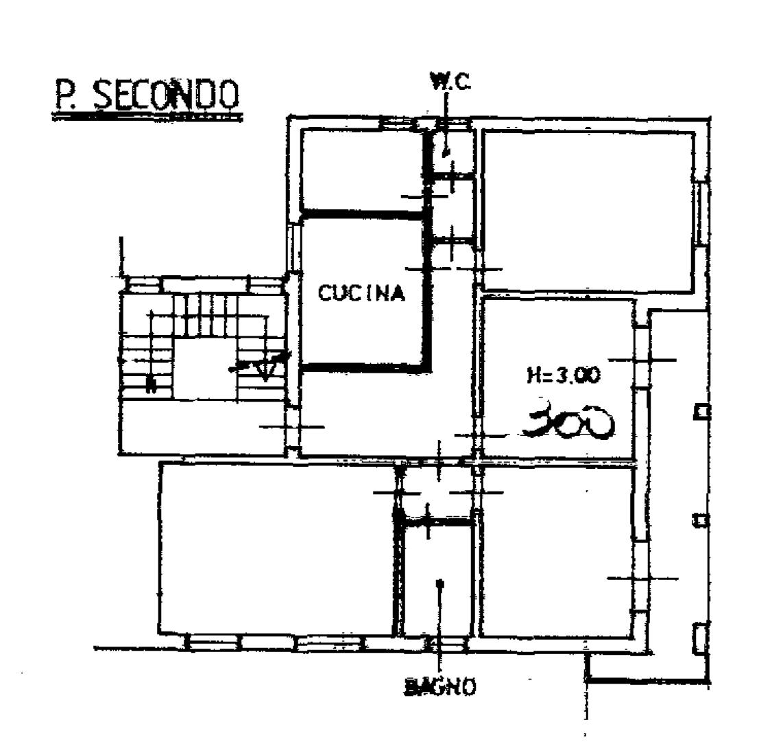 Planimetria 1/1 per rif. 765