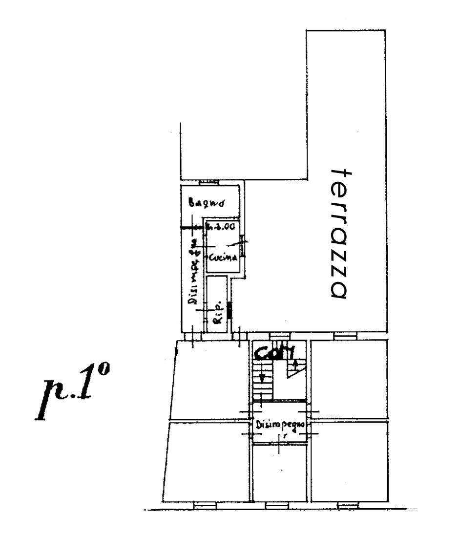 Planimetria 1/2 per rif. 118