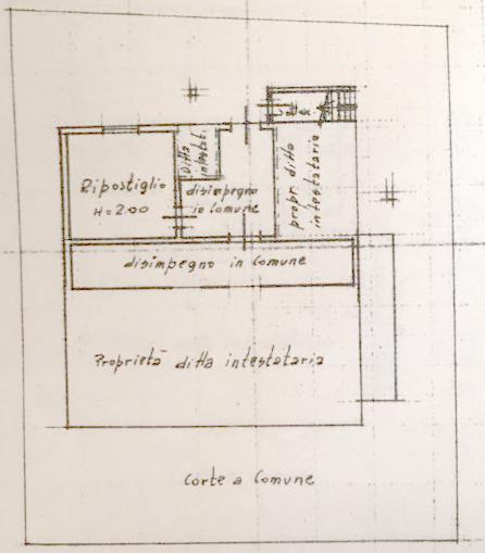 Planimetria 1/2 per rif. 137