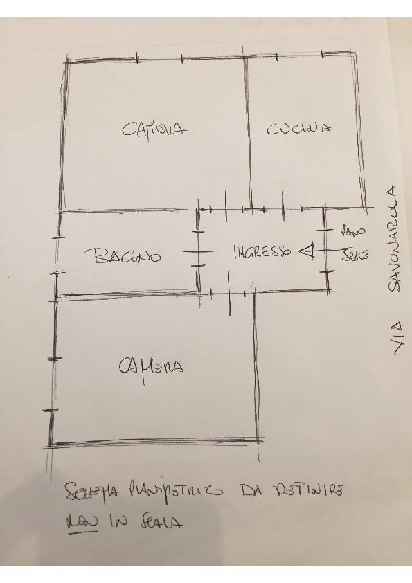 Planimetria 1/1 per rif. 196