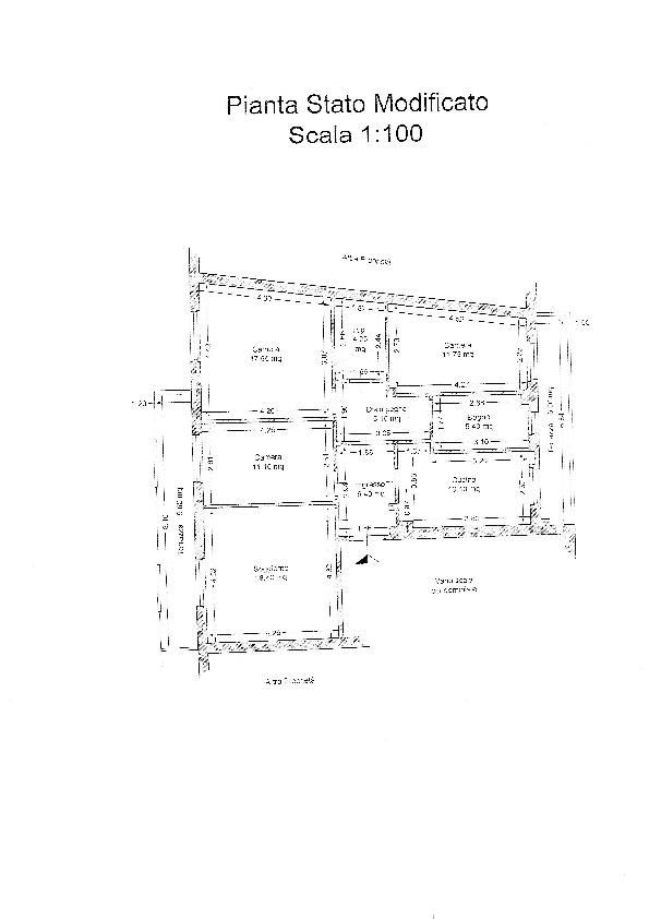 Planimetria 1/1 per rif. 211aa