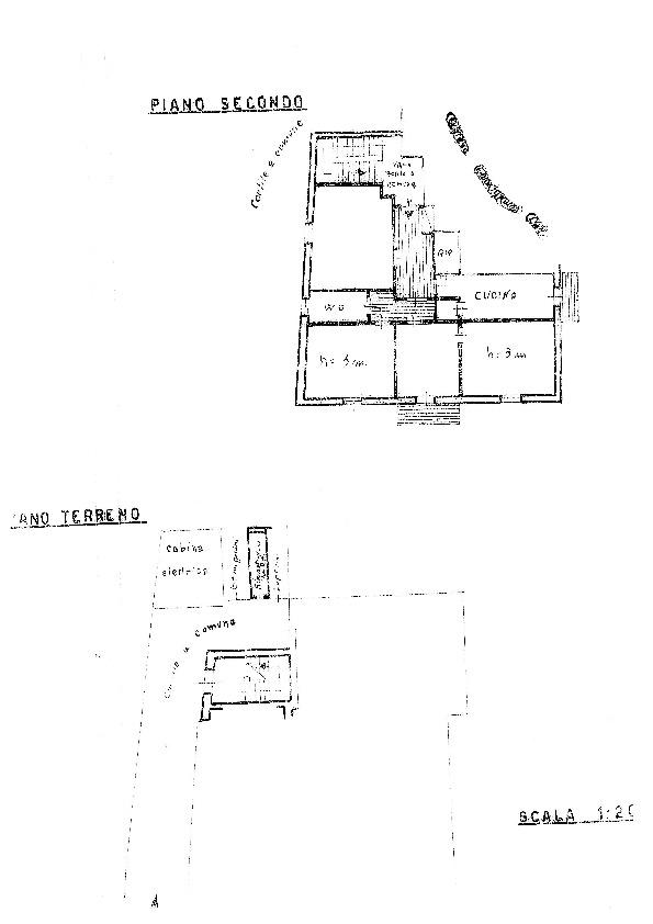 Planimetria 1/1 per rif. 984a
