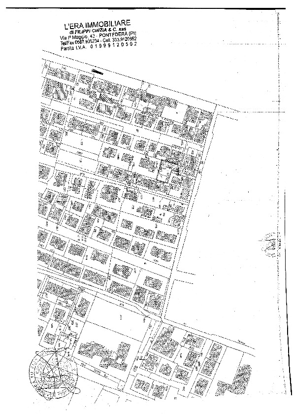 Planimetria 1/1 per rif. 990