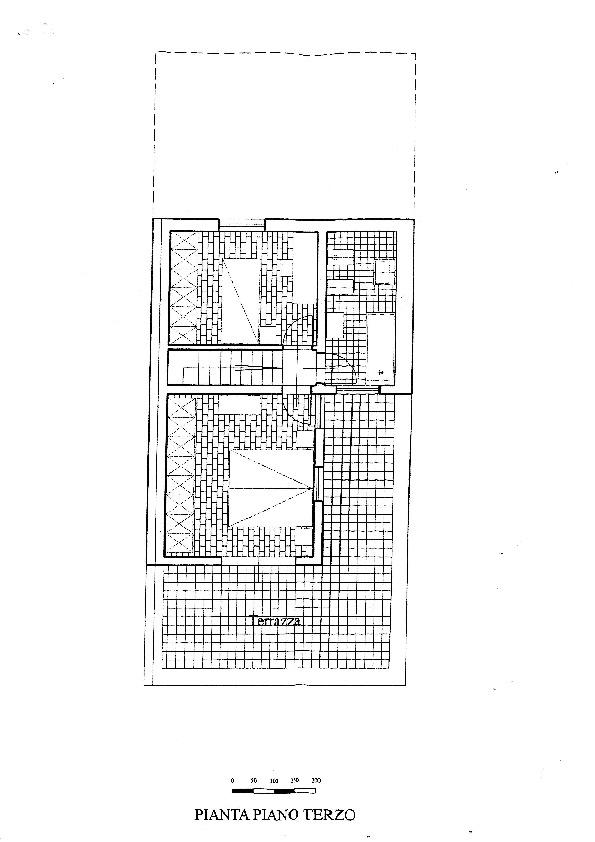 Planimetria 1/1 per rif. 1016