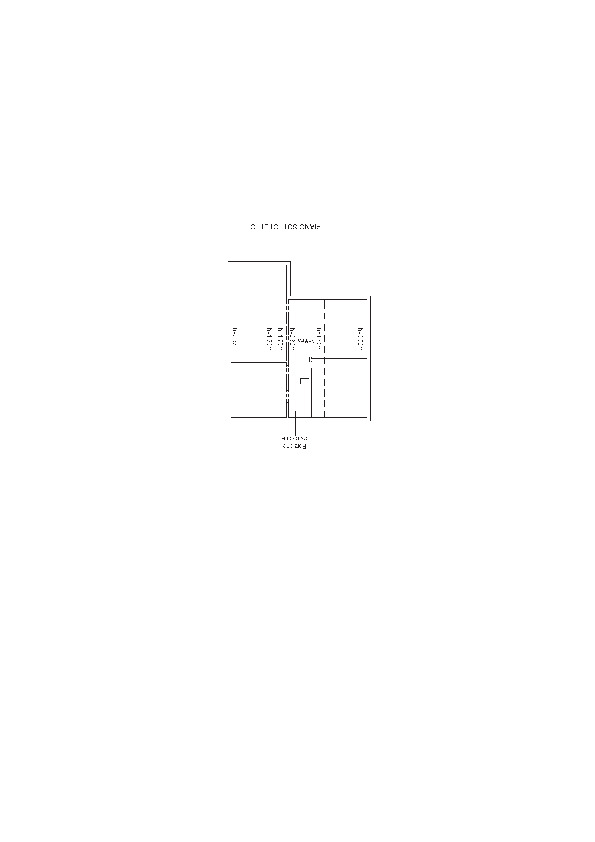 Planimetria 3/3 per rif. 1025