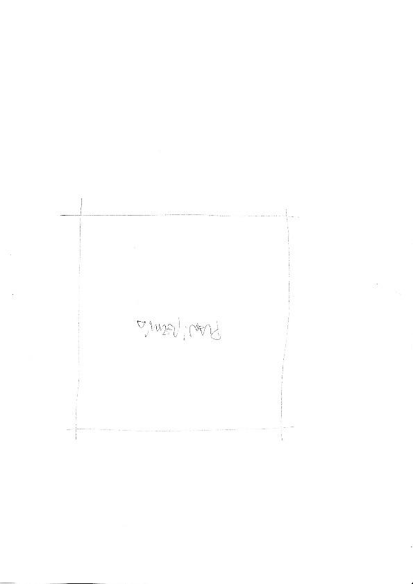 Planimetria 1/1 per rif. 1033