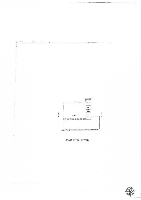 Planimetria 1/1 per rif. 923c