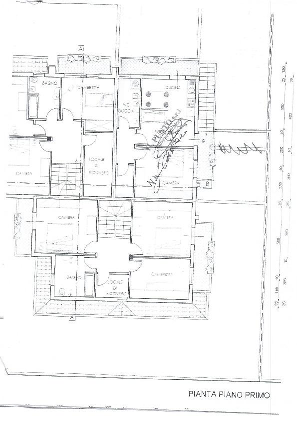 Planimetria 1/1 per rif. L530