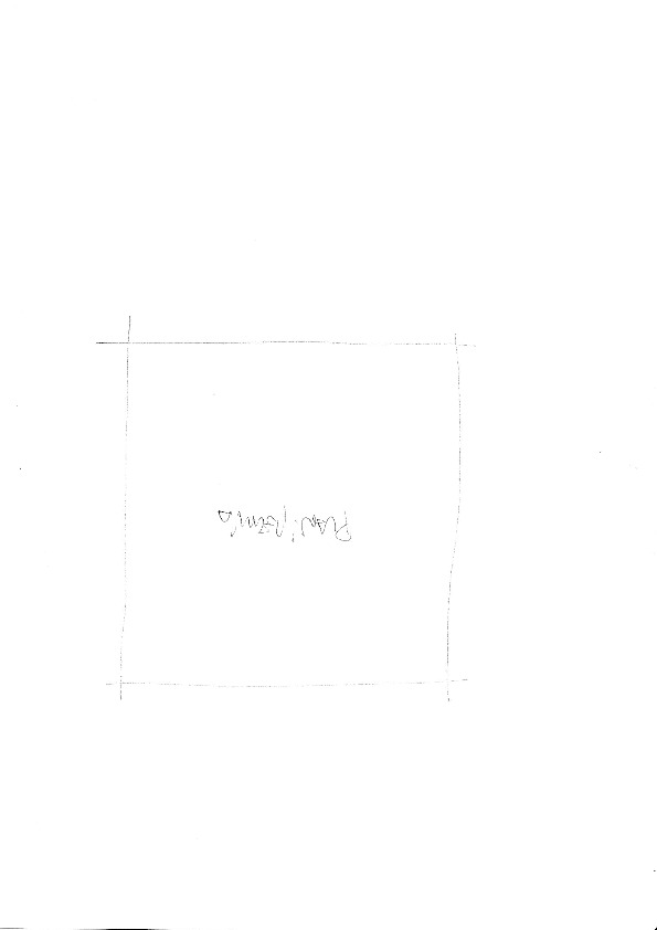 Planimetria 1/1 per rif. 1037
