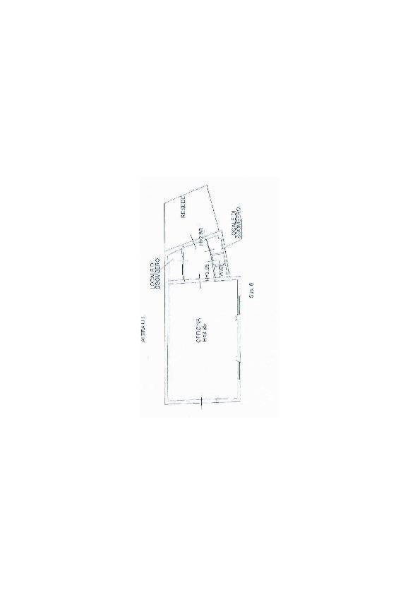 Planimetria 1/1 per rif. 1059