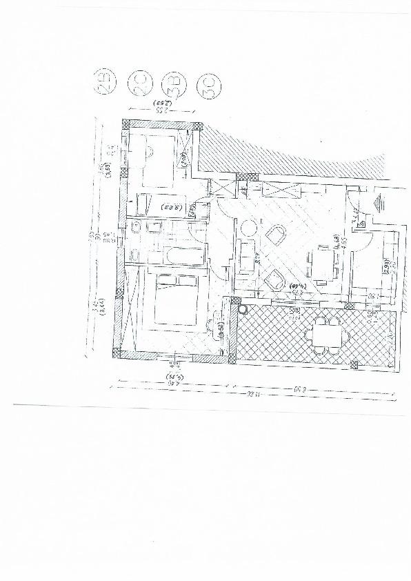 Planimetria 1/1 per rif. 1071a