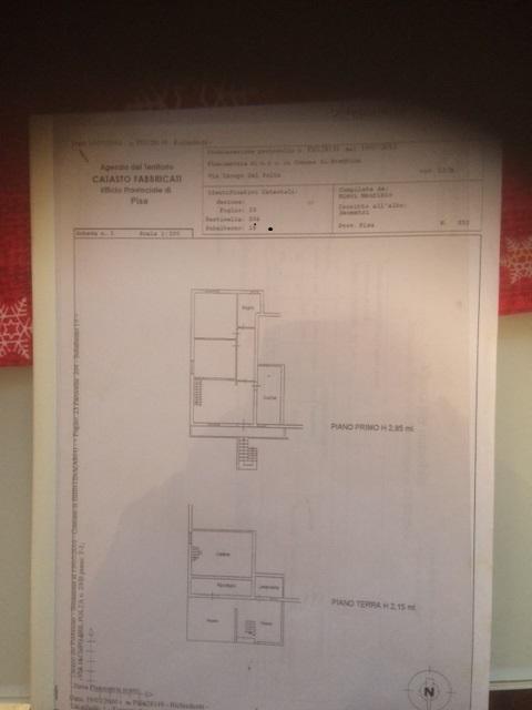 Planimetria 1/1 per rif. 1077