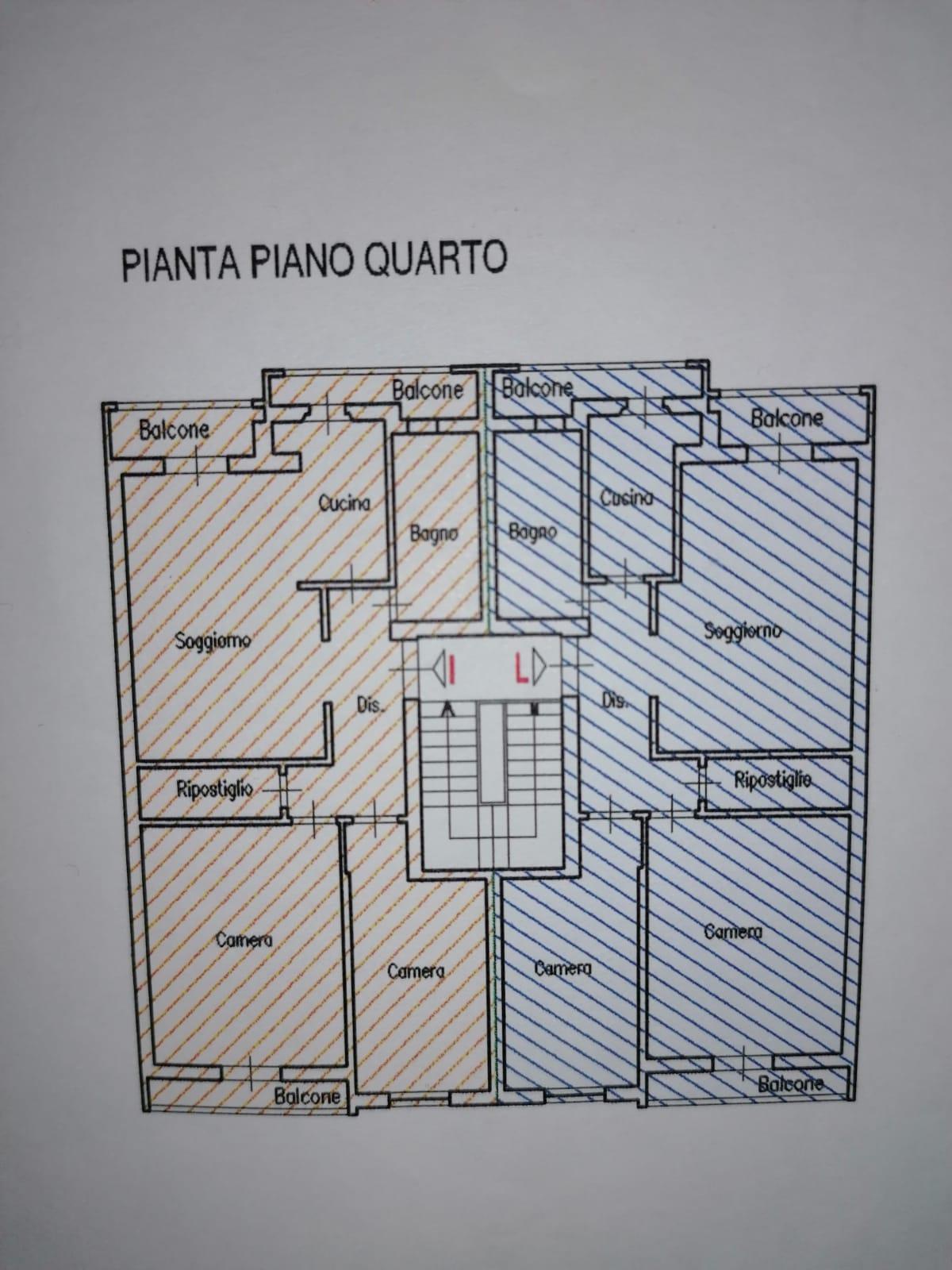 Planimetria 1/1 per rif. 1130