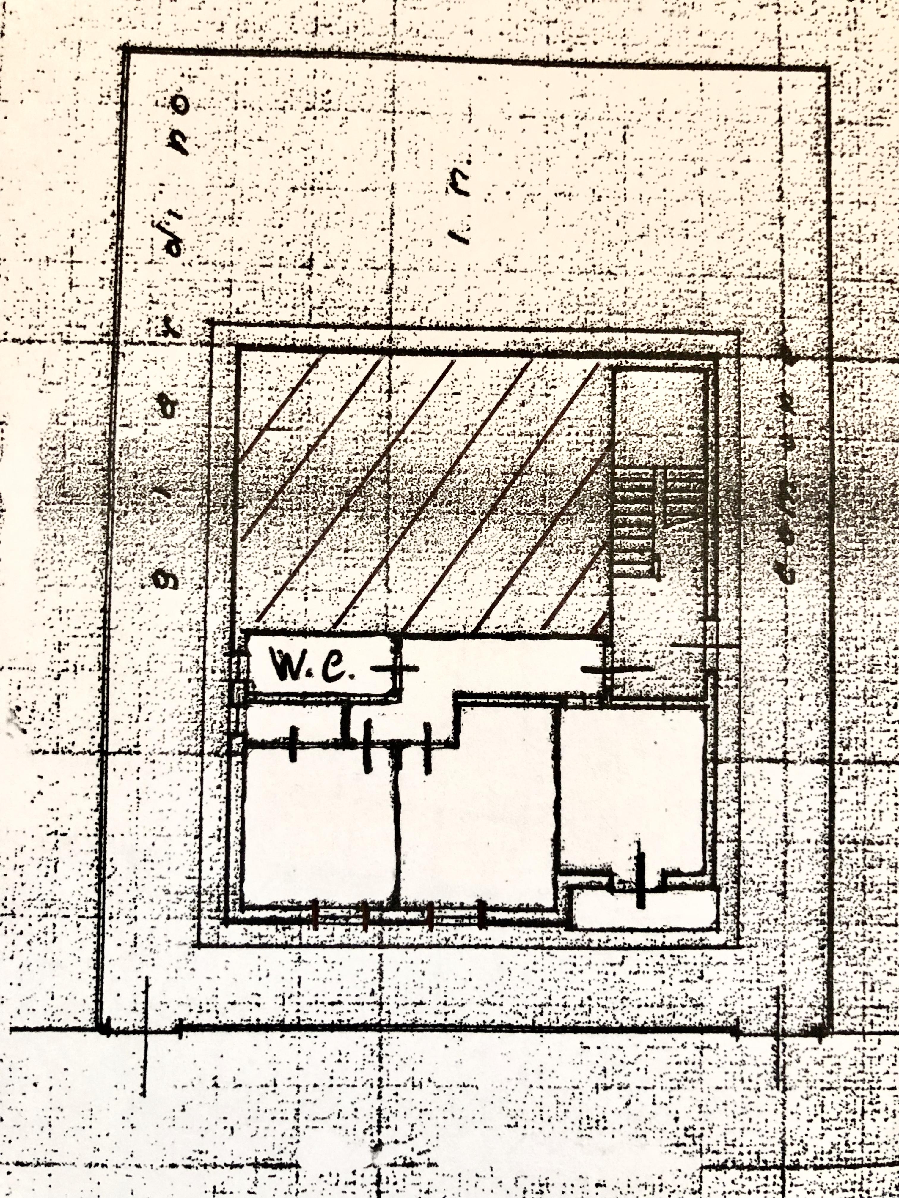 Planimetria 1/1 per rif. 640