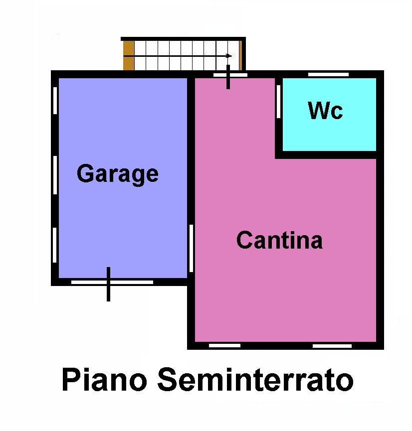 Planimetria 3/3 per rif. 659