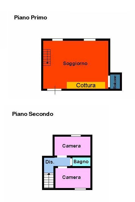 Planimetria 1/1 per rif. L157
