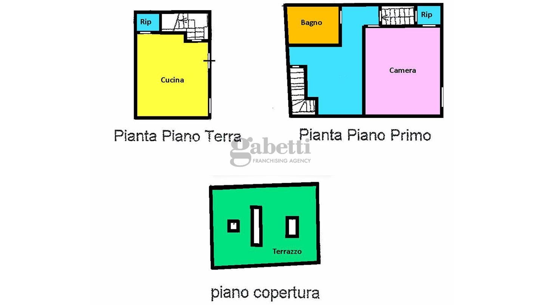 Planimetria 1/1 per rif. 157