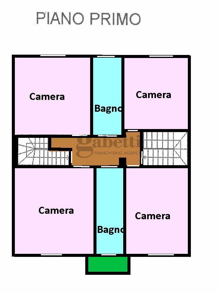 Planimetria 2/3 per rif. 320