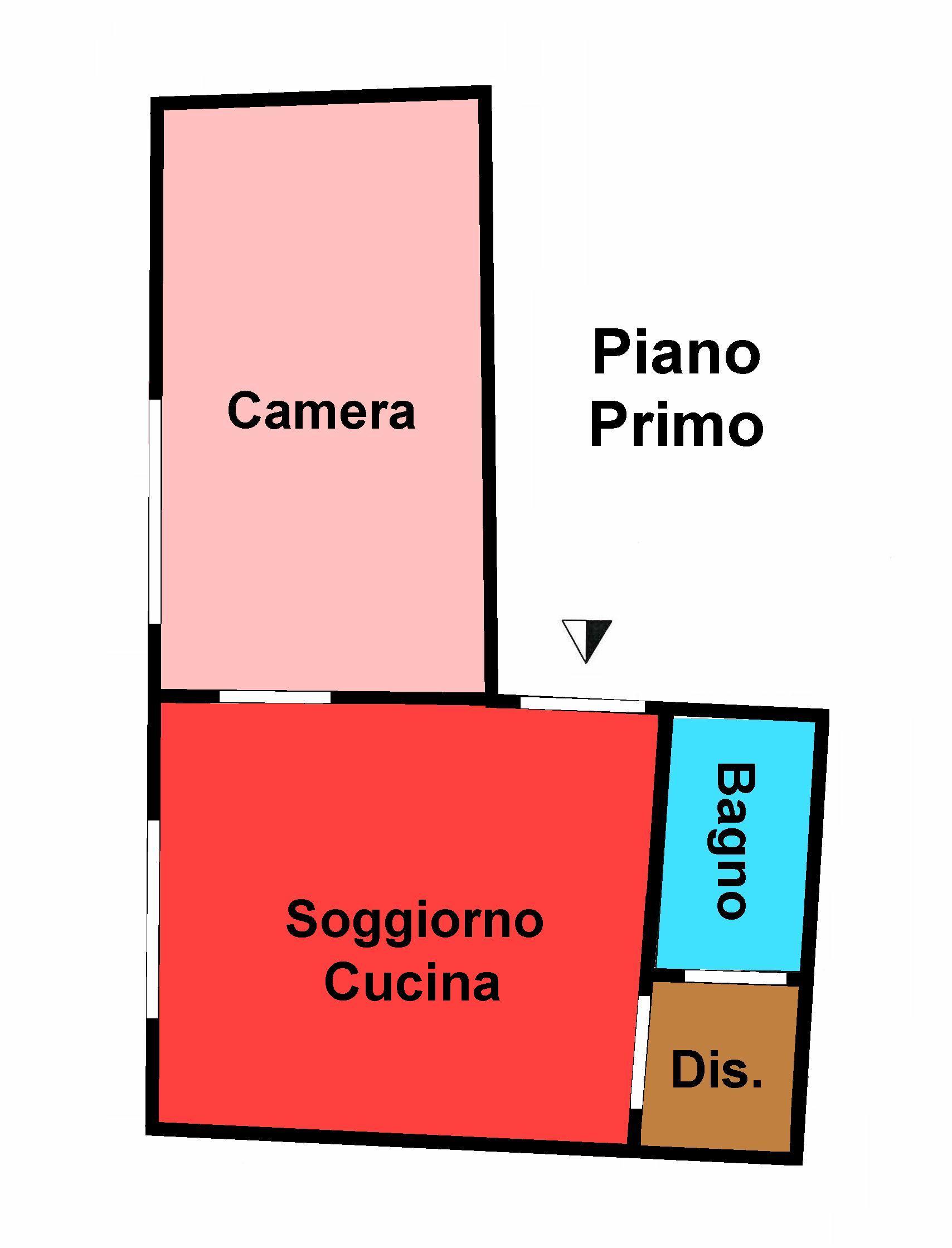 Planimetria 1/1 per rif. 132