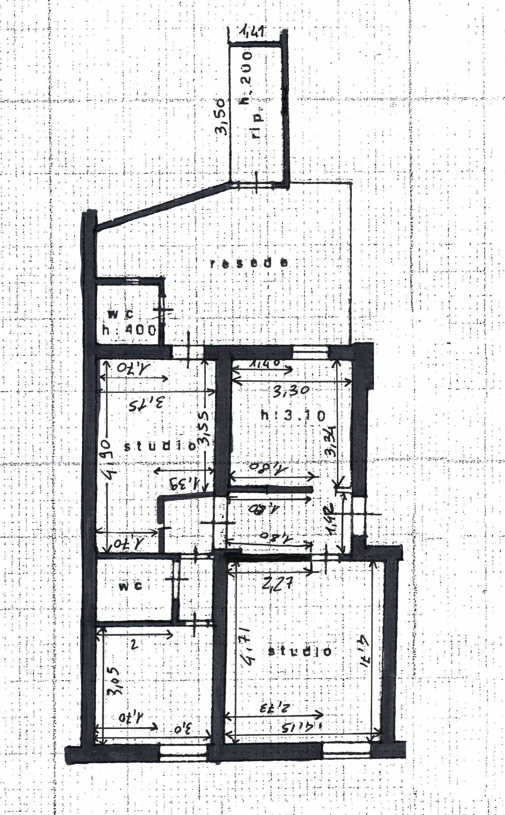Planimetria 1/1 per rif. L129