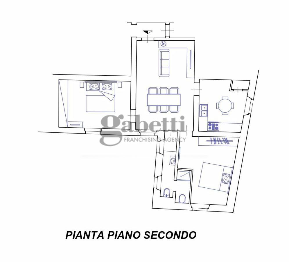 Planimetria 1/1 per rif. 04/285