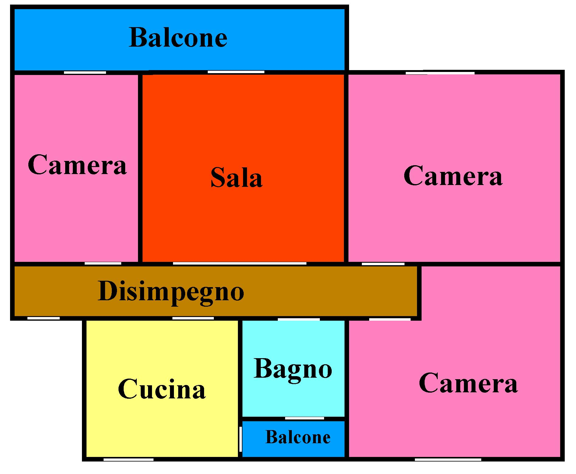 Planimetria 1/1 per rif. 270