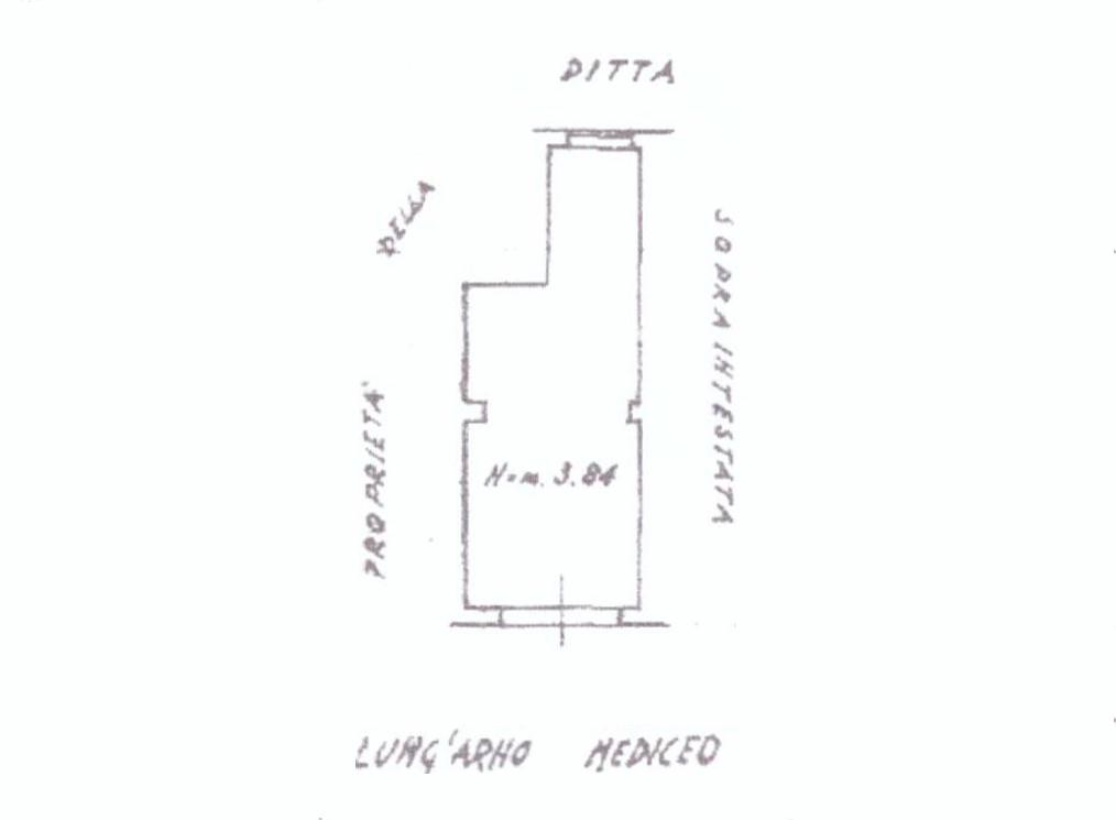 Planimetria 1/1 per rif. L161