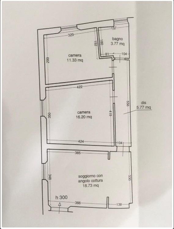 Planimetria 1/1 per rif. 143