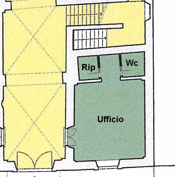 Planimetria 1/1 per rif. L100/2