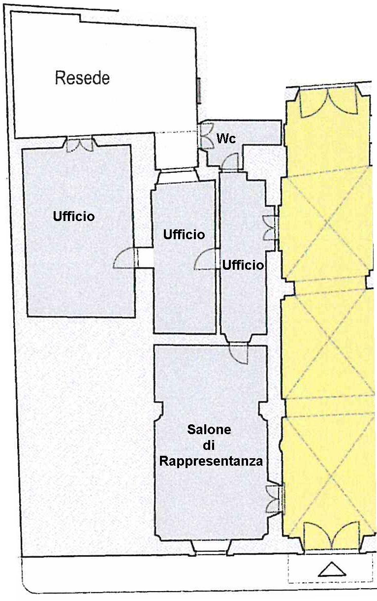 Planimetria 1/1 per rif. L100/1