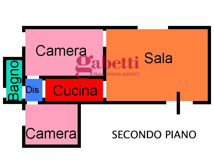 Planimetria 1/1 per rif. l115A