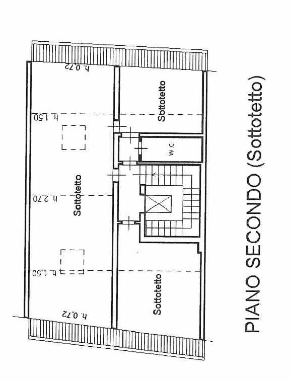 Planimetria 3/3 per rif. 763