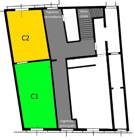 Planimetria 1/1 per rif. 708