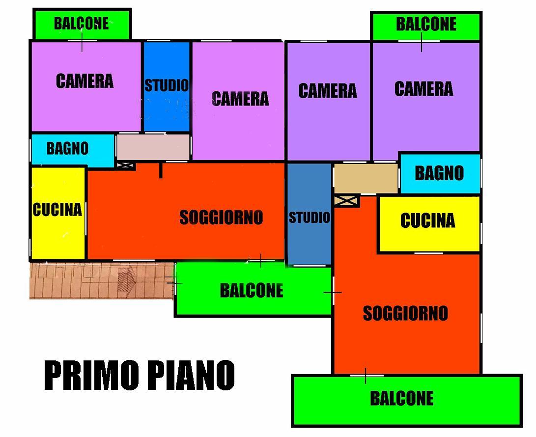 Planimetria 1/1 per rif. 367