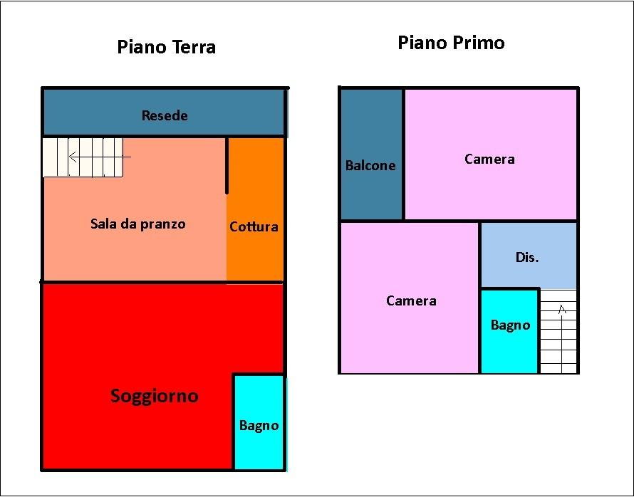 Planimetria 1/1 per rif. 147b