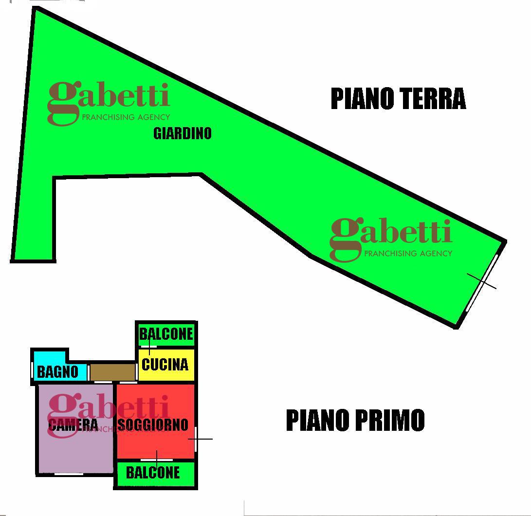 Planimetria 1/1 per rif. 163