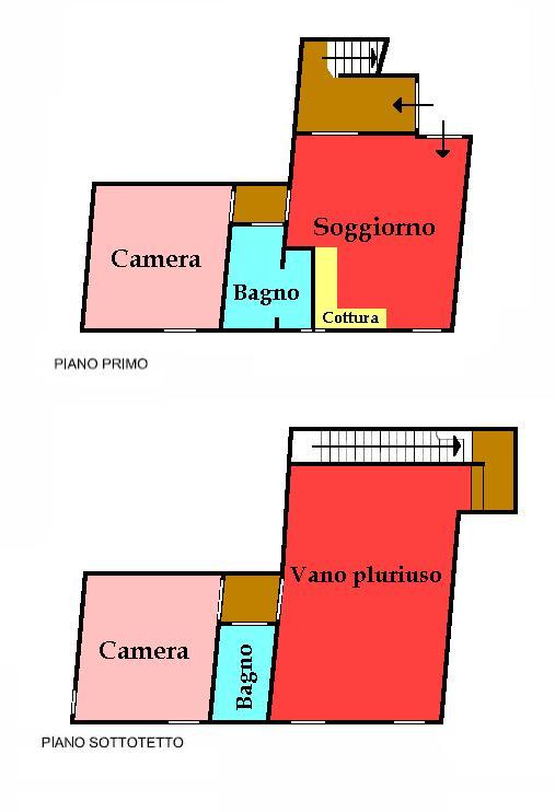 Planimetria 1/1 per rif. 182.