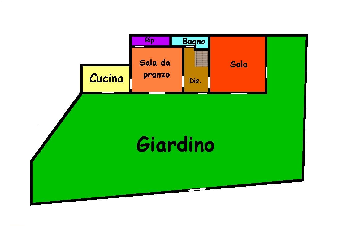 Planimetria 2/2 per rif. 176S