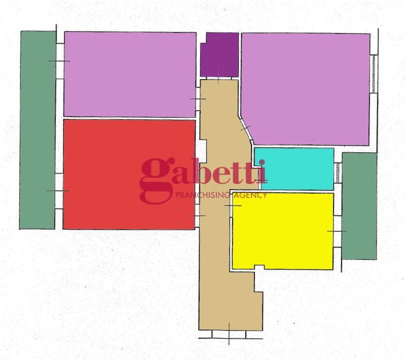 Planimetria 1/1 per rif. 184g