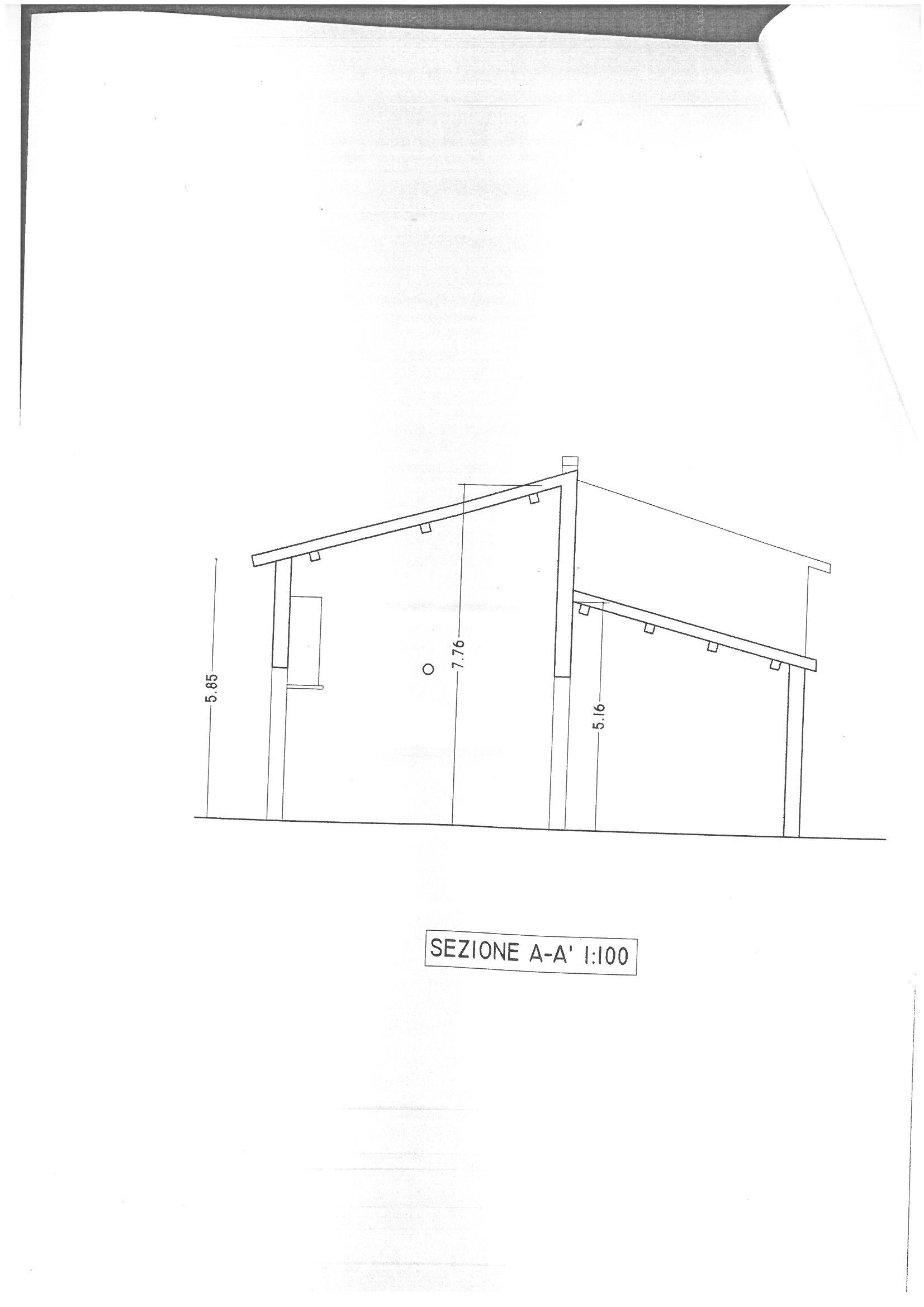 Planimetria 3/3 per rif. S474