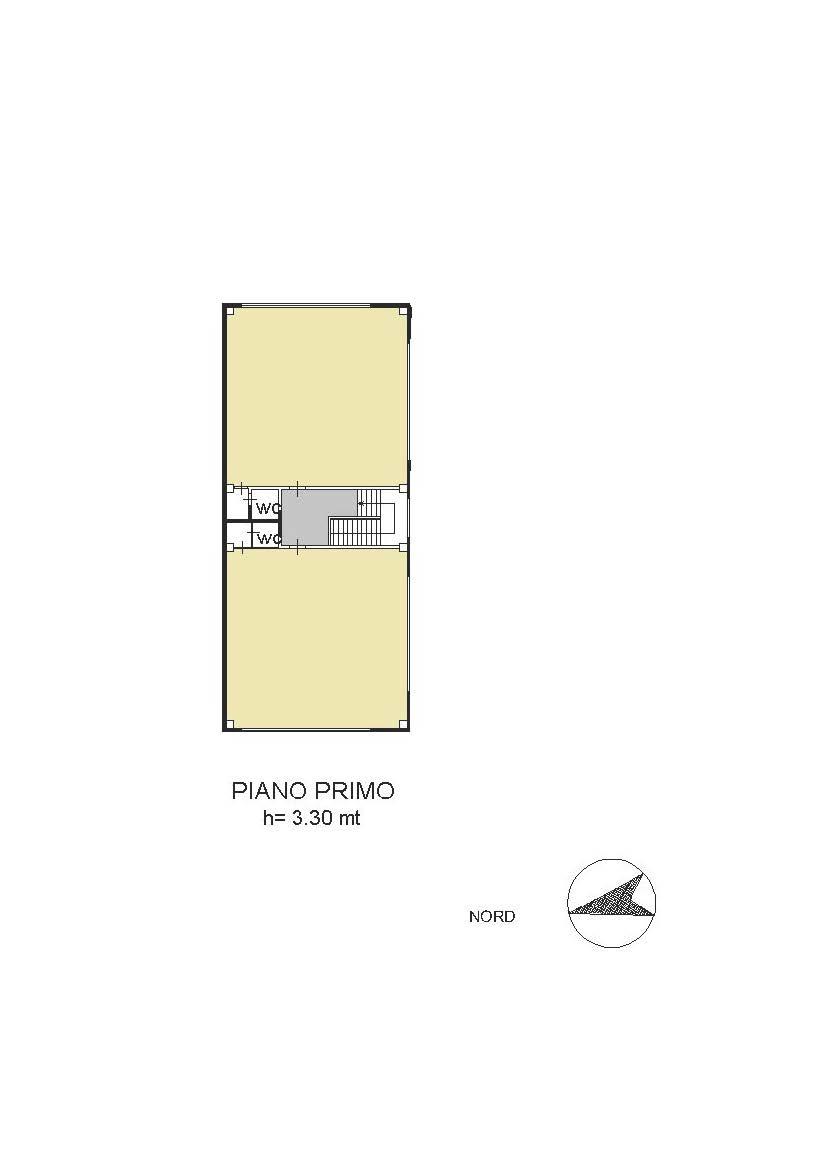 Planimetria 2/2 per rif. B669